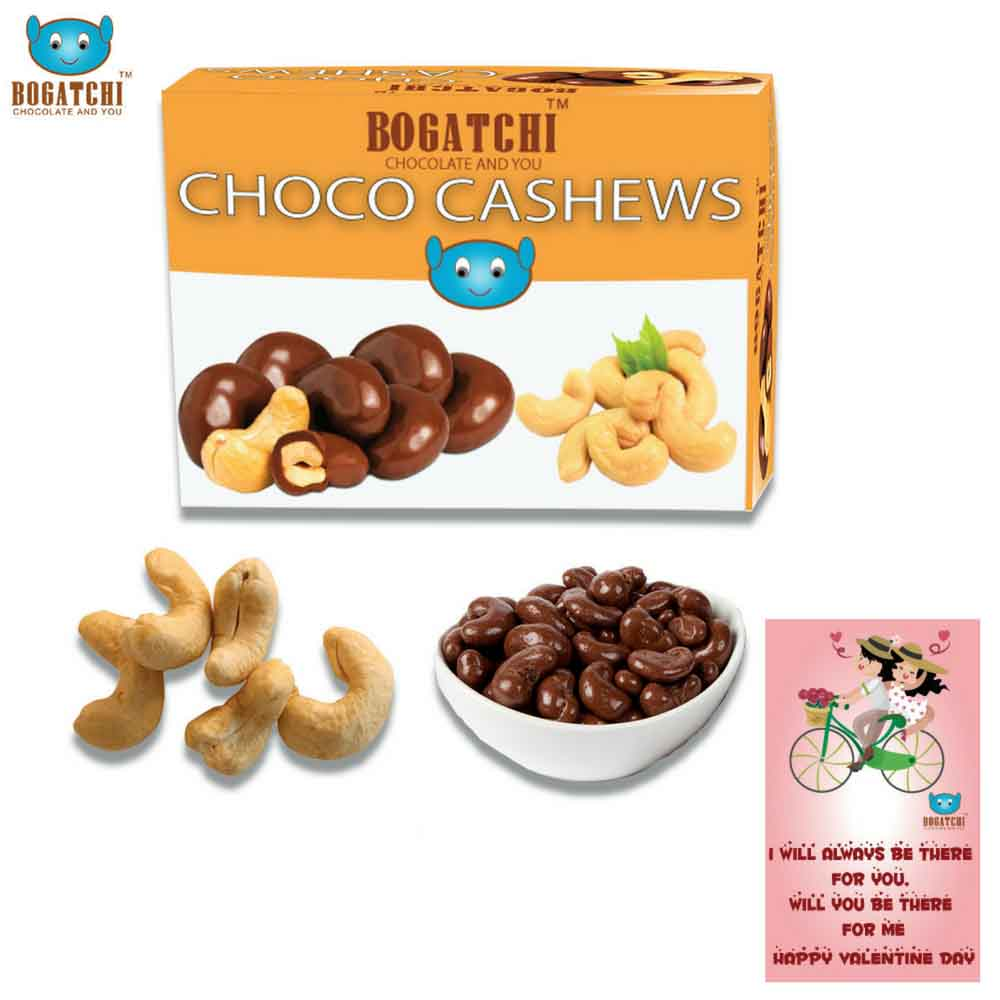 Chocolates-Delicious Cashews