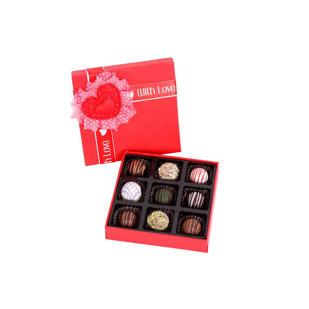 Chocolates-Truffle Love