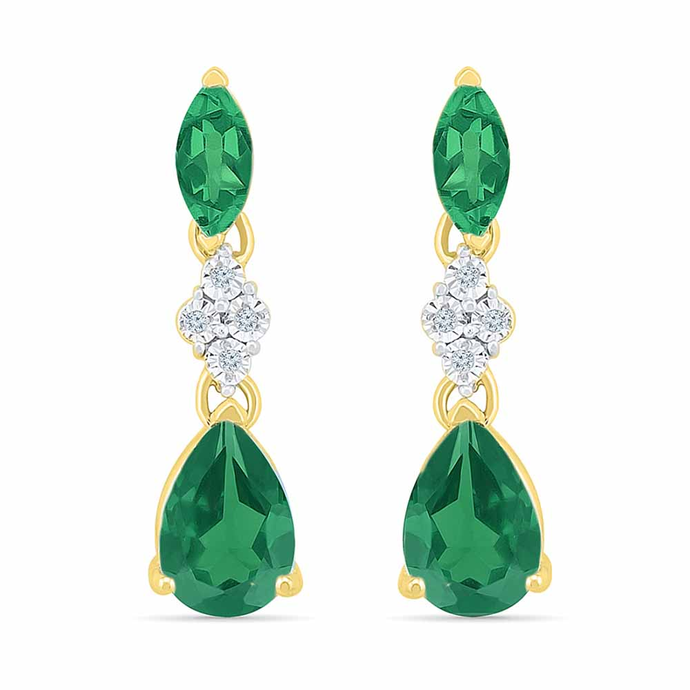 Timeless Diamond Earrings