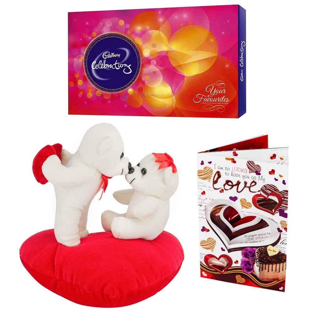 Sweet Nothings-Cadburys Celebrations with Kiss Me Teddys