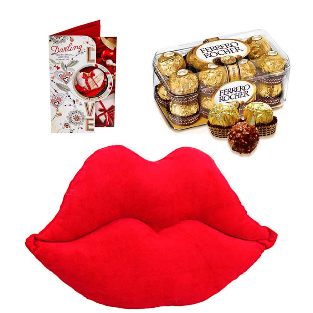 Sweet Nothings-Ferero Rocher with Sweet Lips