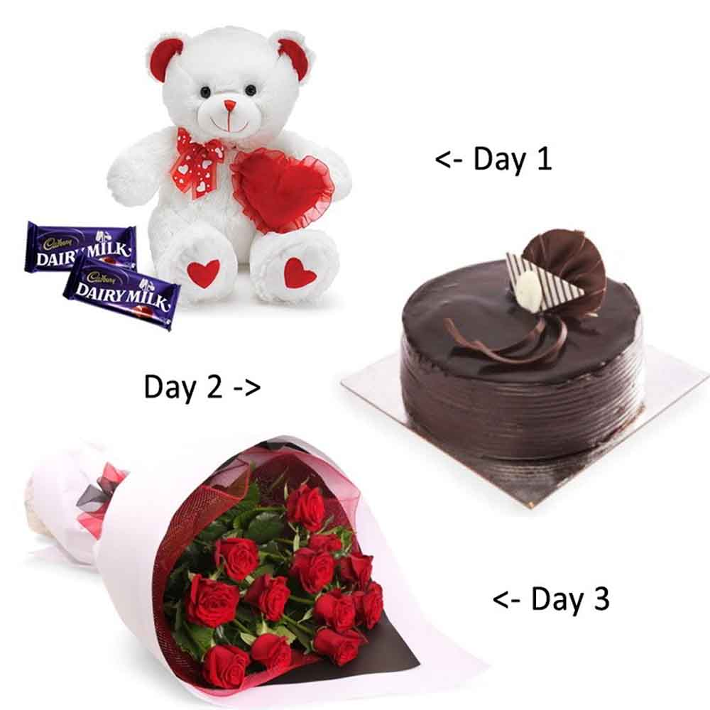 Serenades-3 Days Surprises for My Valentine
