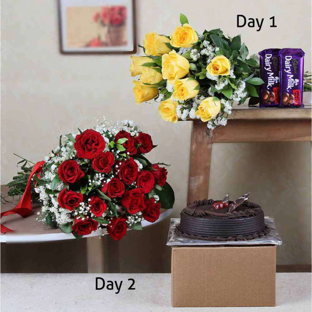 Two Days Hamper For Valentine