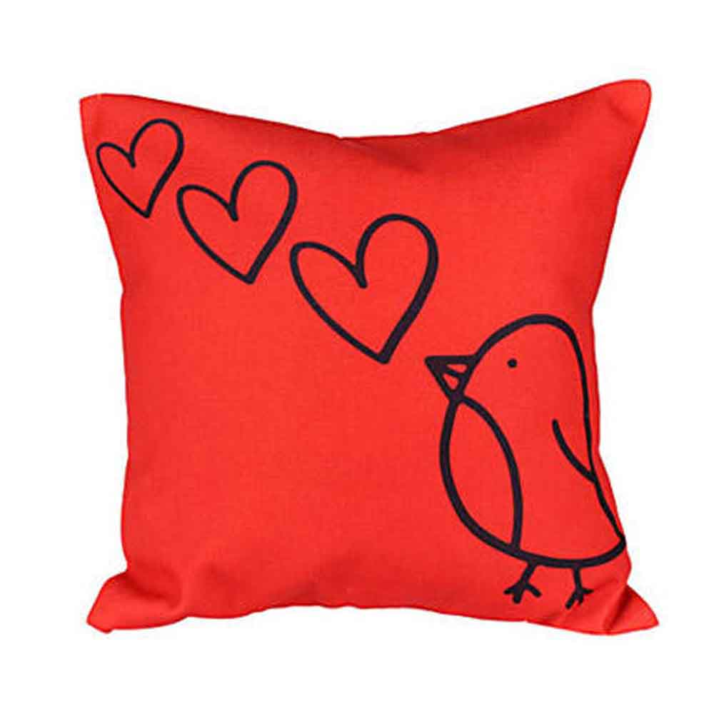 Red For Love Cushion