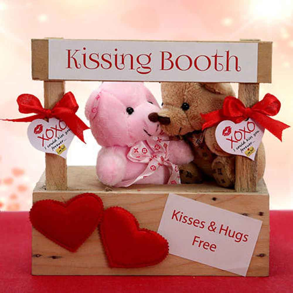 Romantic Toys-Two Kisses are Better Than One