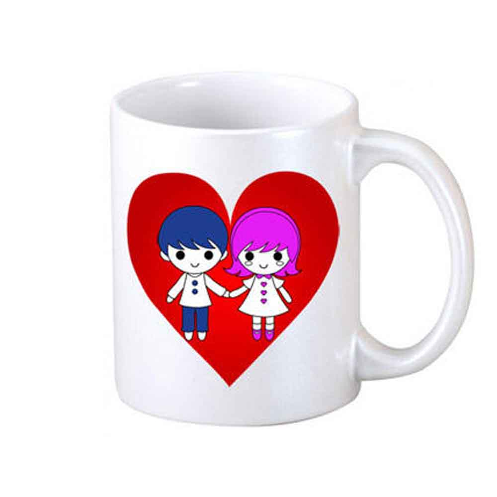 Cute Couple Mug