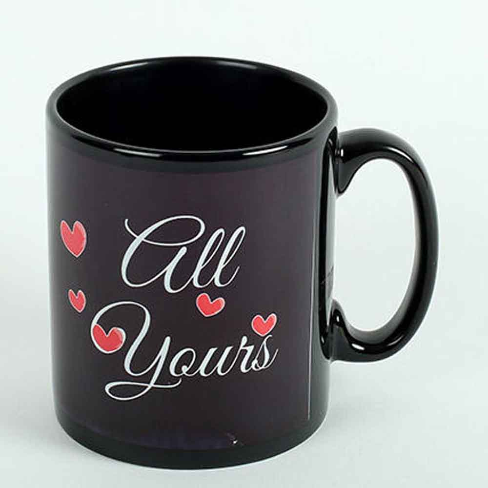 All Yours Printed Ceramic Mug