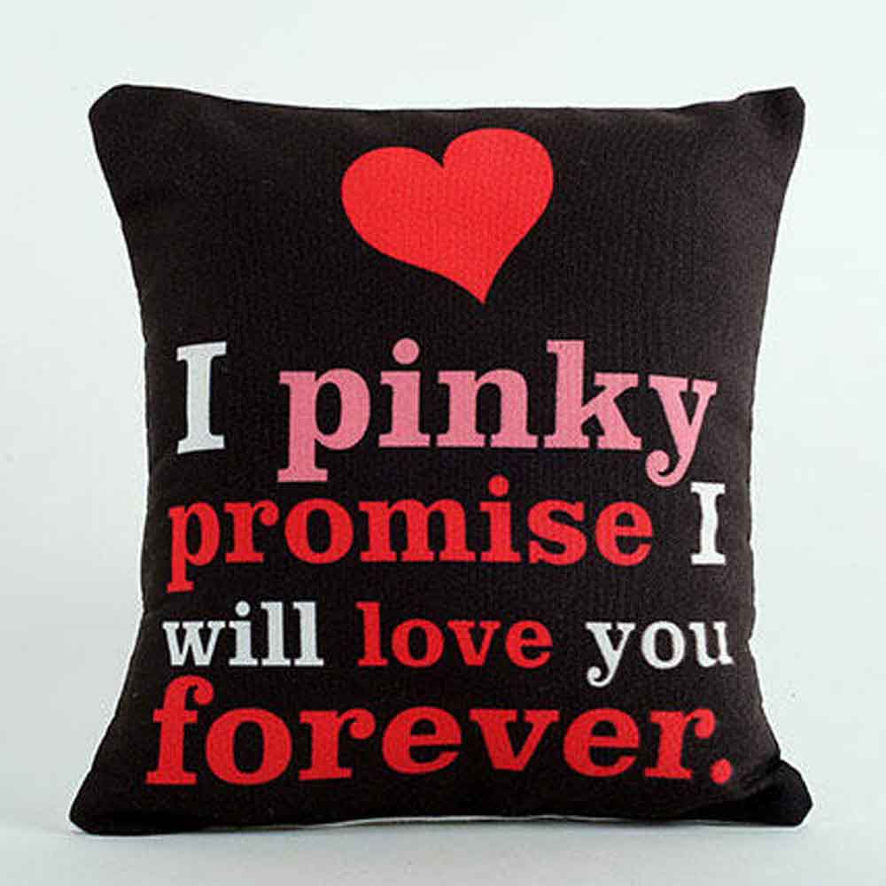 Romantic Toys-Pinky Promise Cushion