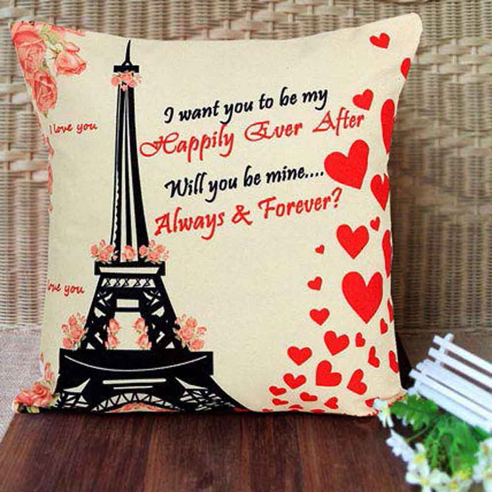 Romantic Toys-Always n Forever Cushion