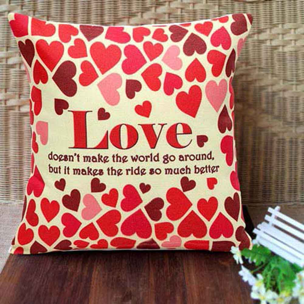 Romantic Toys-In Love Cushion