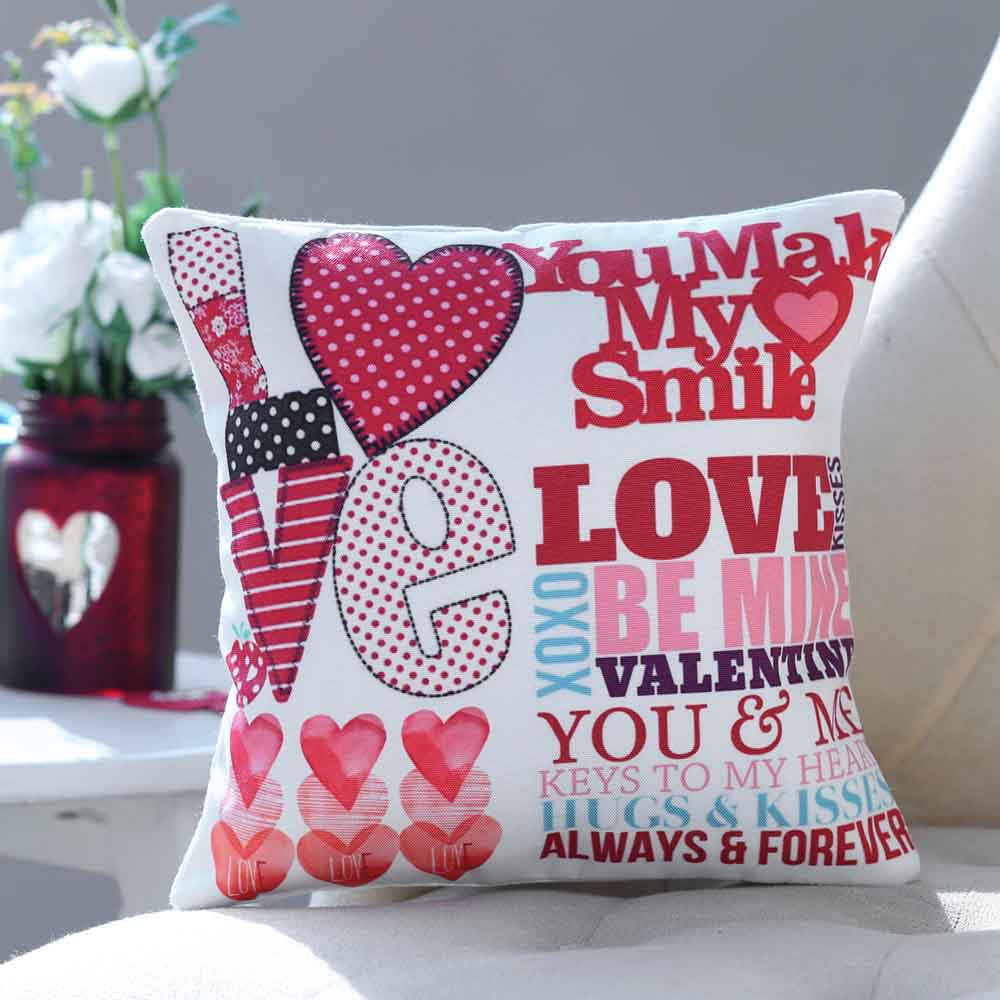 Romantic Toys-Valentines Love Cushion