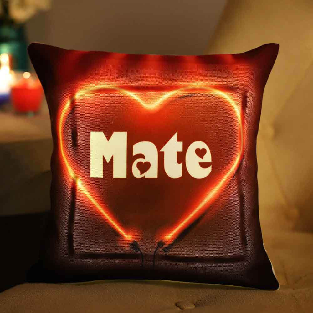 Lovely Mate LED Cushion
