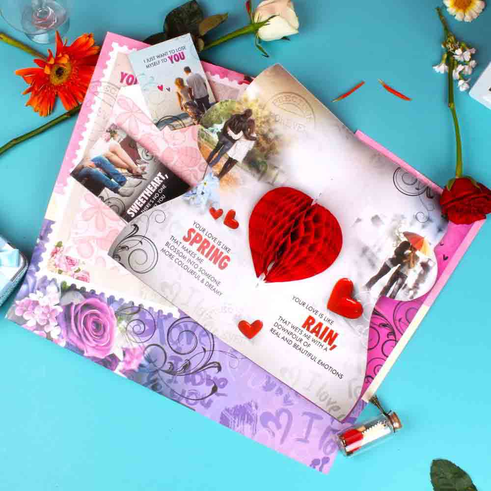Greeting Cards-Exclusive Big Love Greeting Card