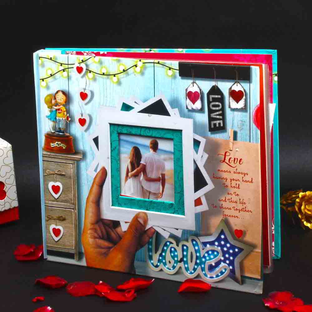 Personalized Gifts-Love Evocation Photo Album