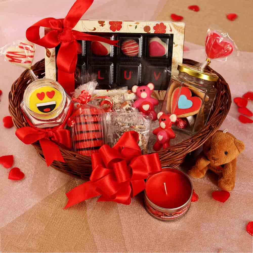 Velvet Fine Chocolates Perfect Lovely Hamper