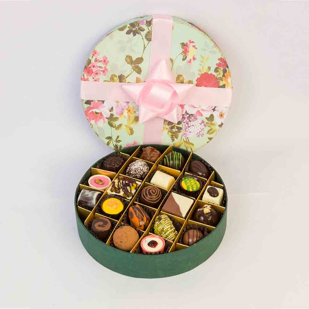 Velvet Fine 21 pcs Assorted chocolates