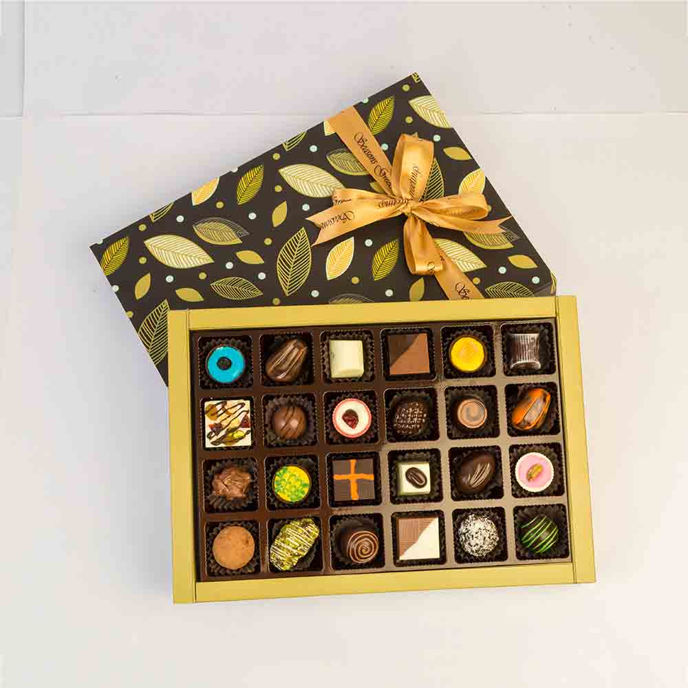 Velvet Fine 24 pcs Assorted chocolates
