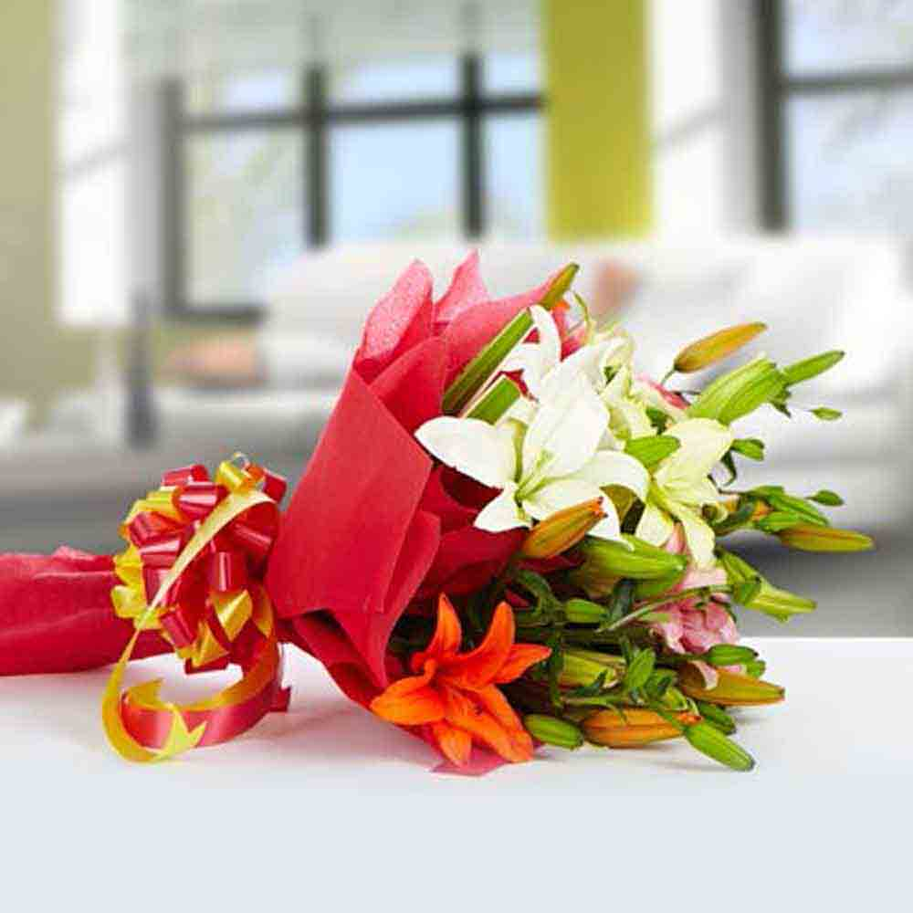 Fresh Flowers-Exotic Mix