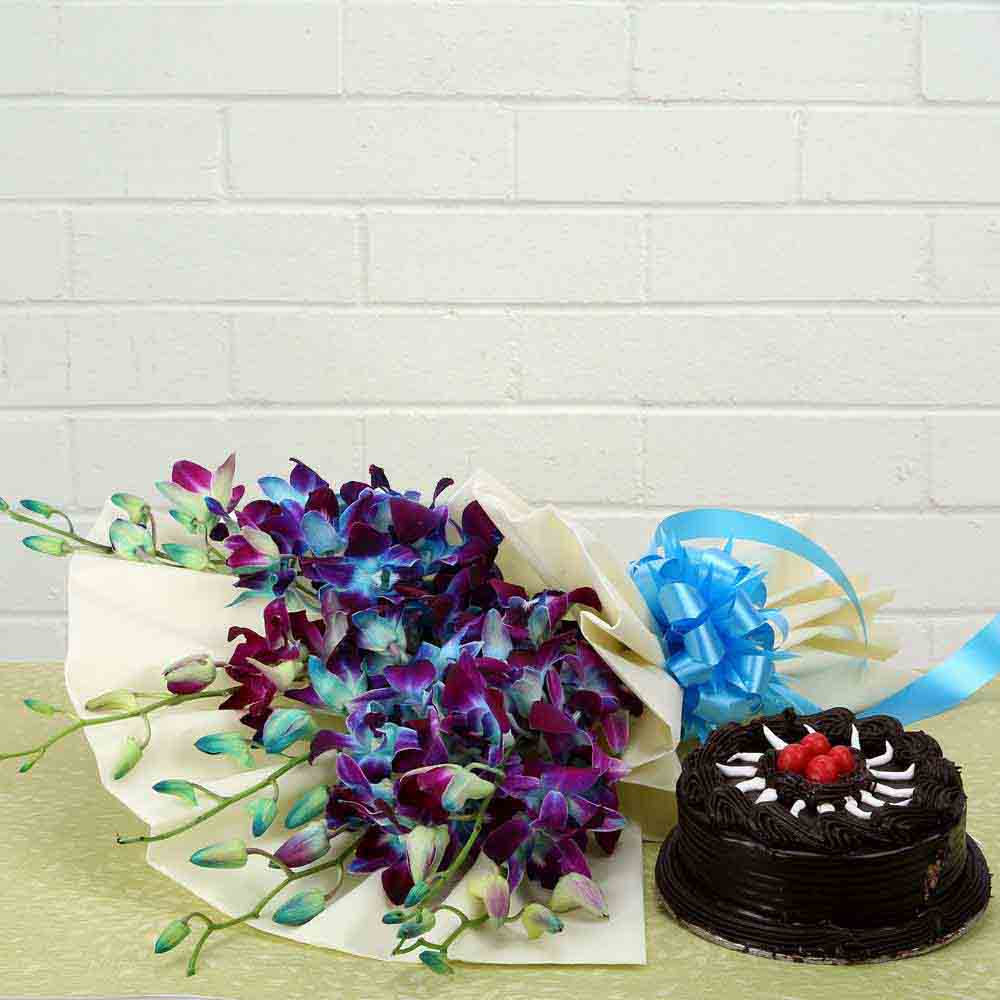Flowers & Cakes-True Admiration