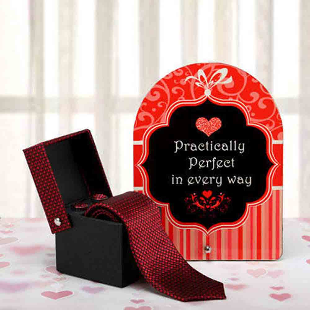 Valentine Hampers-Perfect Man Gift Set