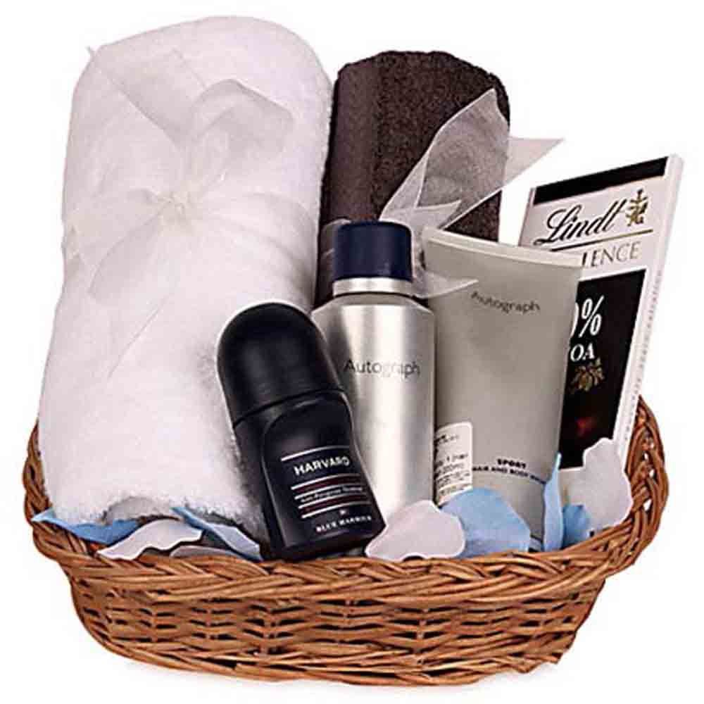 Valentine Hampers-Most Wanted Mens Hamper