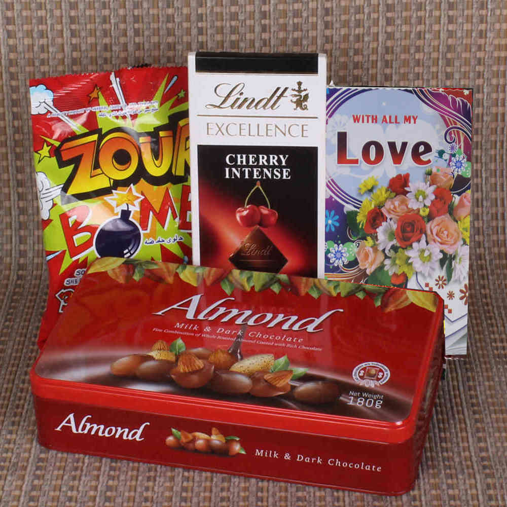 Love Combo of Imported Chocolate