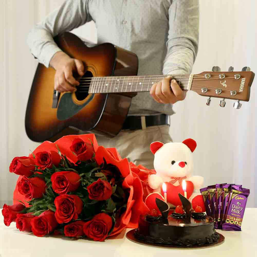 Flower Hampers-The Ultimate Musical Combo
