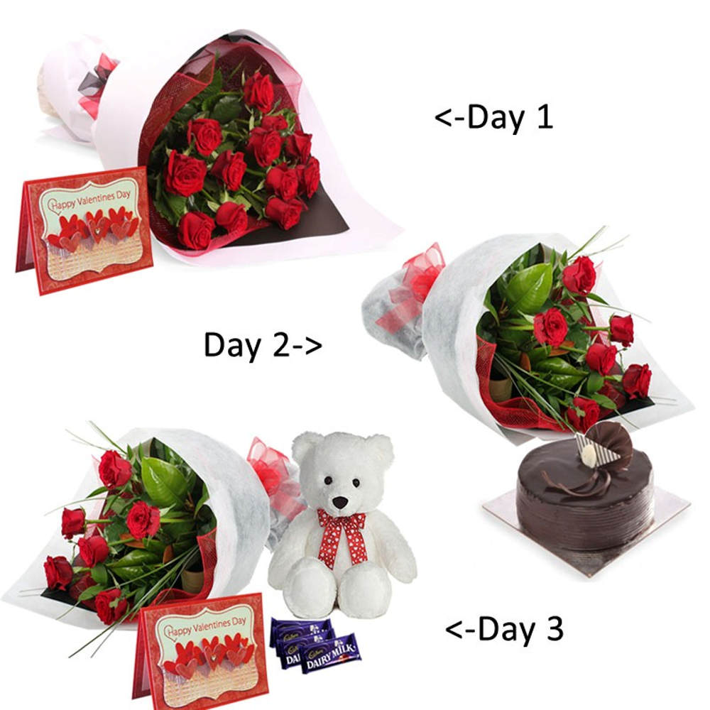 Love U Everyday : 3 Days Hamper