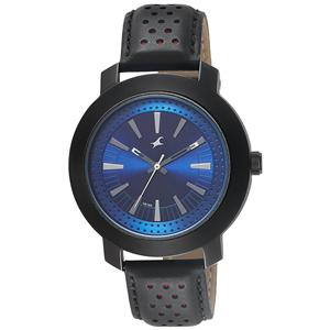 Fastrack Analog Blue Dial Men's Watch - 3120NL01