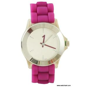 Fastrack-Fastrack Beach Analog Silver Dial Women's Watch - 9827PP06