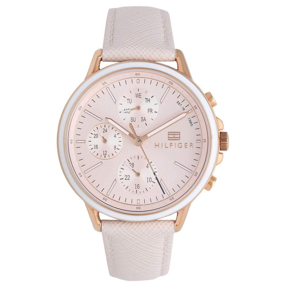 Tommy Hilfiger Womens Multi-Function Watch