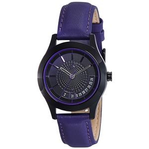 Fastrack Analog Black Dial Women's Watch-6165NL01