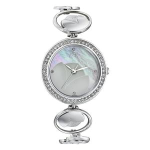 Titan Raga Analog Mother of Pearl Dial Women's Watch - NK2539SM01