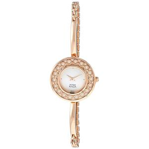 Titan Analog Mother Of Pearl Dial Women's Watch - NK2530WM01