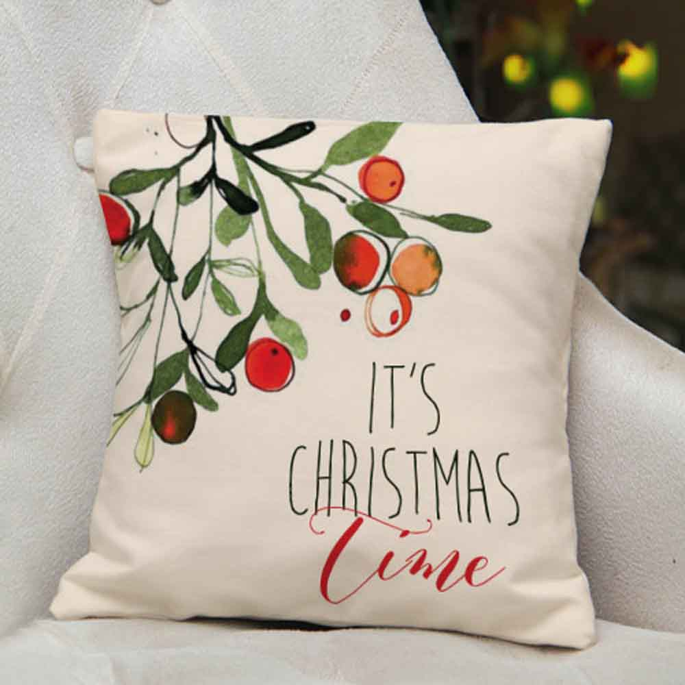 Christmas Decorations-Christmas Printed Cushion