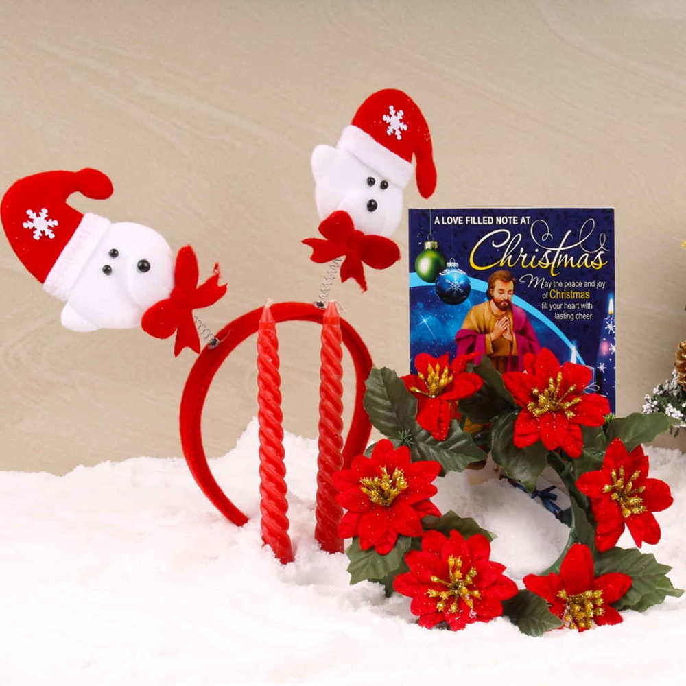 Christmas Decorations-Merry Christmas Gifting Collection