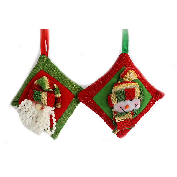 Chocolates & Cookies-Christmas Pilllow 2 pcs
