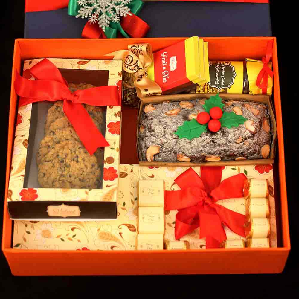 Velvet Fine Chocolates Christmas Hamper