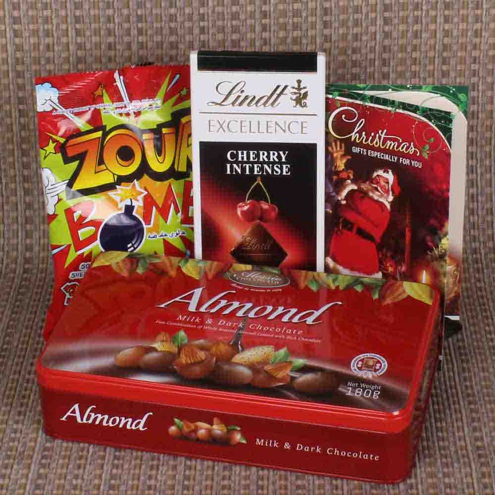 Christmas Combo of Imported Chocolate